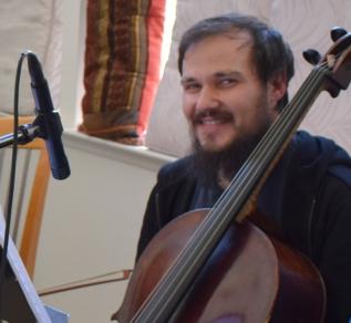 Lewis Patzner (cello)