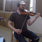 Matthew Szemela (violin)