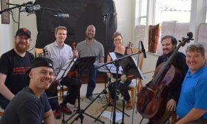 The 510JAZZ String Quartet