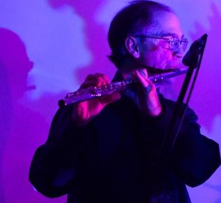 Tom Povse (flute)