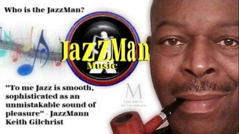 510JAZZ on Ssassy Radio with The Jazzman, Keith V Gilchrist