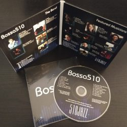Bossa510 - the debut CD from 510JAZZ