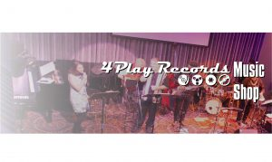 4Play Records Music Shop