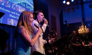 510JAZZ performing at Angelicas, 7-14-18
