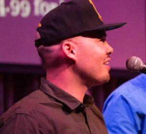 D-Varg (host, rap vocals)