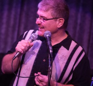 John Vargas (bandleader, host, vocals)