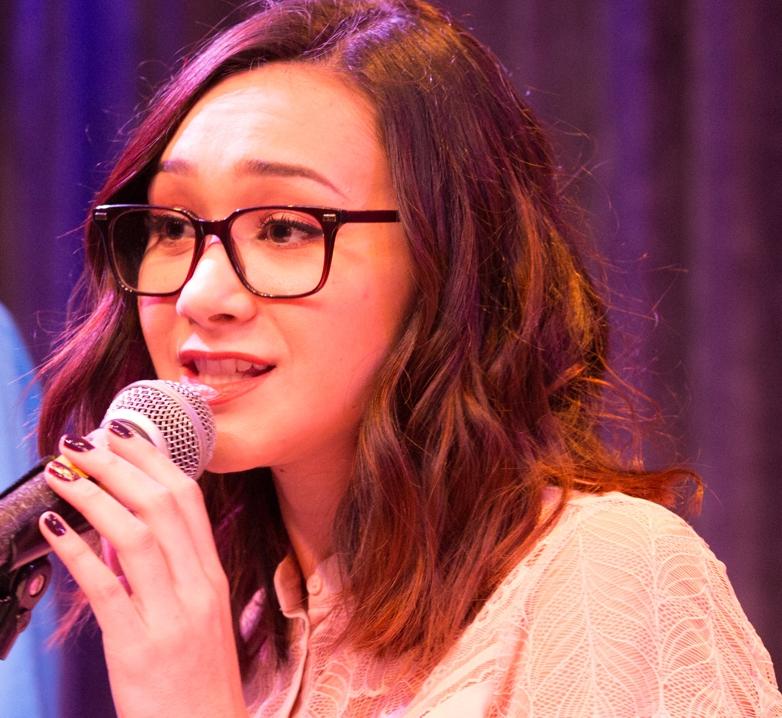 Kristen Nicole (vocals)