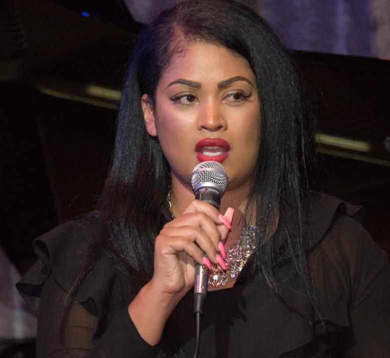 Maya Victoria (vocals - Angelicas 7-14 show)
