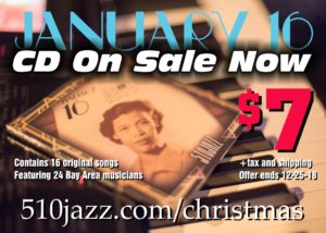 "Christmas Sale: Buy ""January 16"" now for just $7!"