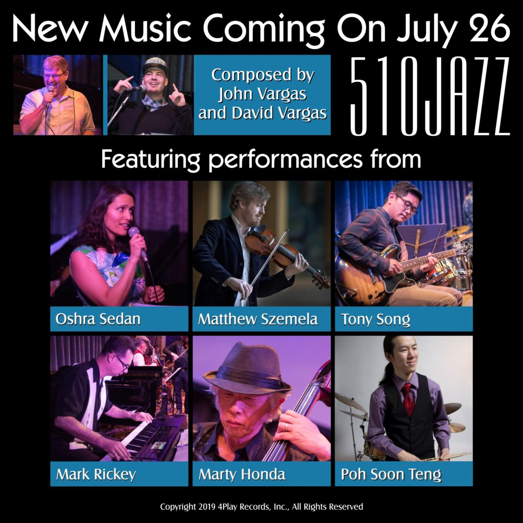 510JAZZ's new single releases on July 26, 2019