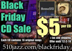 Black Friday CD Sale