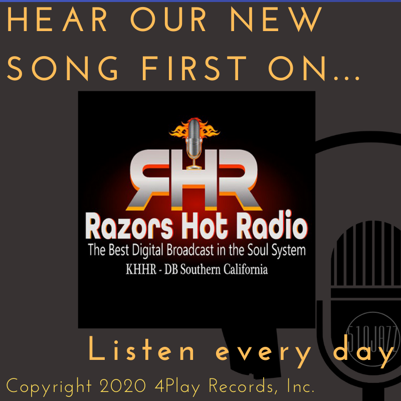Hear Our Newest Song on Razors Hot Radio KHHR-DB