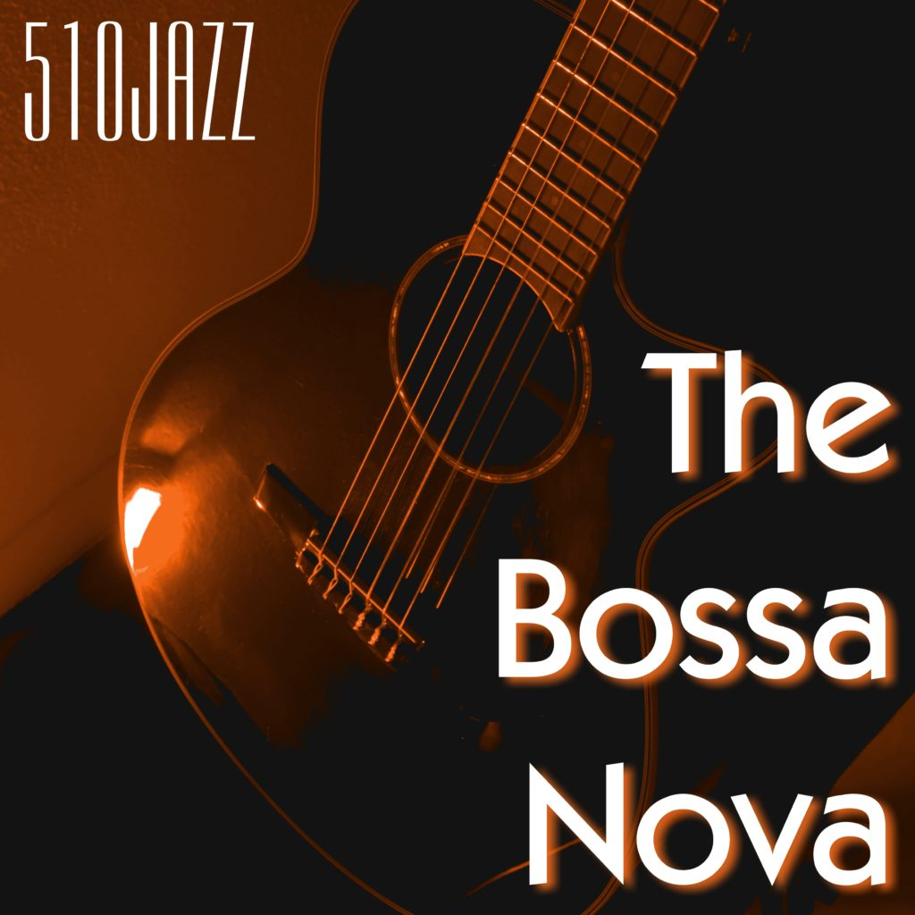 "510JAZZ's new album ""The Bossa Nova"" releases on July 24, 2020"